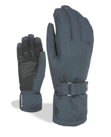 LEVEL Damskie rękawice narciarskie Hero W Blue 8 - M