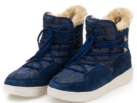 e1d0c07b134e Pepe Jeans dámské sněhule Roxy Fun 37 tmavo modrá