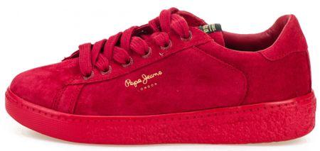 03a2e374e427 Pepe Jeans dámské tenisky Roxy Bass 39 červená