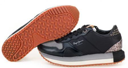 955ad92246 Pepe Jeans dámské tenisky Zion Studs 41 černá