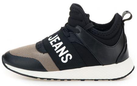 2433b4f761 Značka  Pepe Jeans. dámské kotníčkové tenisky Koko Logo 40 čierna