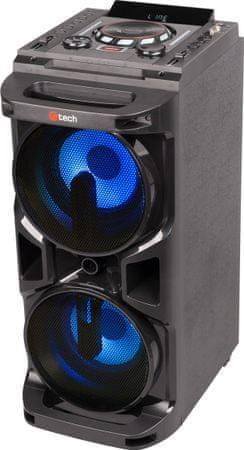 C-Tech przenośny głośnik Bluetooth Impressio Tower