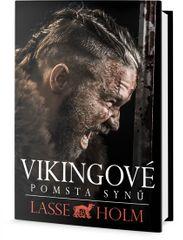 Holm Lasse: Vikingové - Pomsta synů