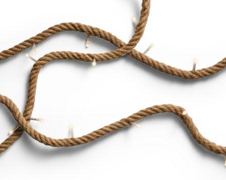 Kaemingk LED světelný provaz (girlanda) 190 cm
