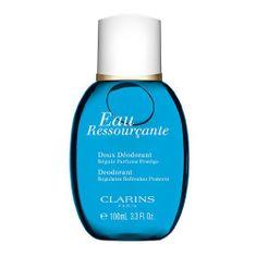 Clarins Osvěžující deodorant s rozprašovačem Eau Ressourcante (Regulates Refreshnes Protects Natural Spray)