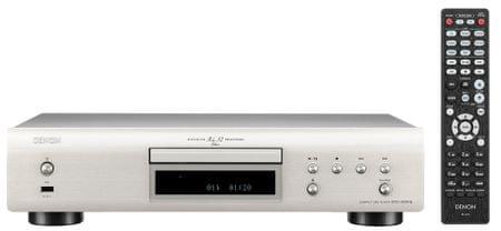 Denon cd predvajalnik DCD-800NE, srebrn