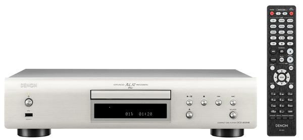 CD přehrávač Denon DCD-800NE kvalitní zvuk