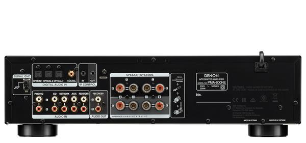 Zesilovač Denon PMA-800NE analog digital