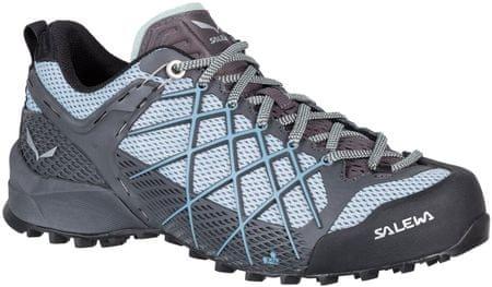 Salewa ženski pohodniški čevlji Ws Wildfire 0734, sivi, 35