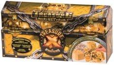 Cobi TREASURE X Truhlica s 3 pokladmi