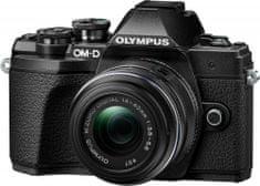 Olympus aparat E-M10 Mark III + 14-42 II R + 40-150 R