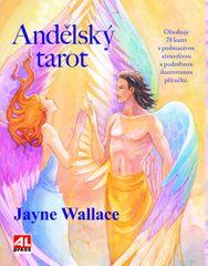 Wallace Jayne: Andělský tarot + 78 karet
