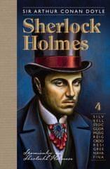 Doyle Sir Arthur Conan: Sherlock Holmes 4: Spomienky na Sherlocka Holmesa