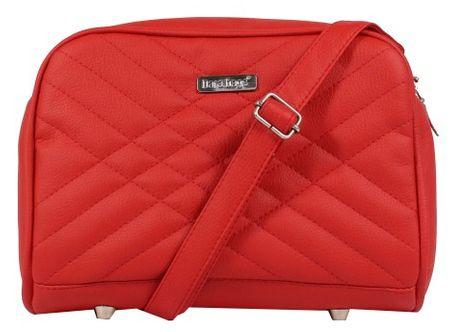 e62974e7d0 Dara bags Červená kabelka Miss Kiss no.4