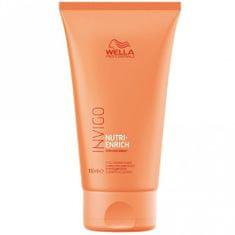 Wella Professional Bezoplachový krém proti krepovateniu pre suché a poškodené vlasy Invigo Nutri- Enrich (Frizz Control