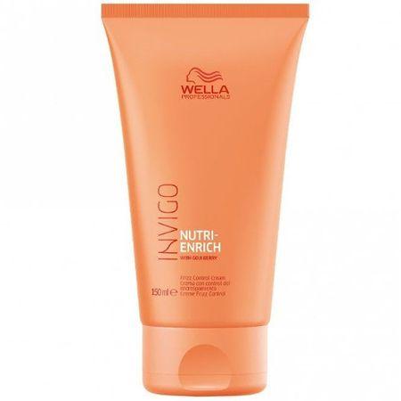 Wella Professional Invigo Nutri- Enrich Cream do włosów suchych i zniszczonych Invigo Nutri- Enrich (Frizz Control ) Cr