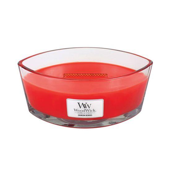 Woodwick Vonná sviečka 453,6 g Červená jarabina