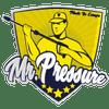 Mr. Pressure logo