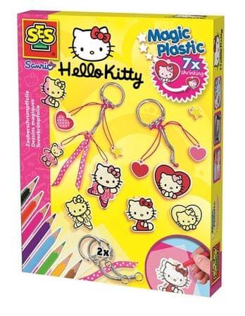 SES čarobno krčenje Hello Kitty obesek