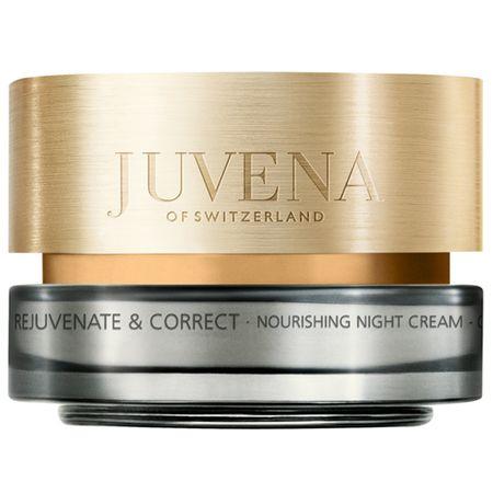 Juvena Krem na noc do normalnego jak i suchość skóry (Odmładzać i Prawidłowe odżywczy krem na noc) 50 ml
