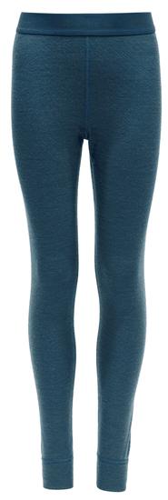 Devold chlapčenské nohavice Duo Active Long Johns 140 modrá