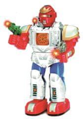 Mikro hračky Robot česky mluvící 28 cm