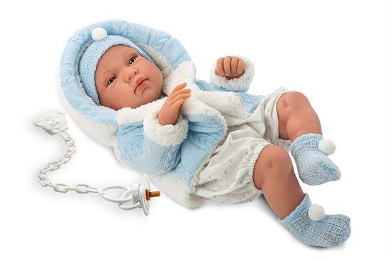 Llorens New Born chlapeček 84311
