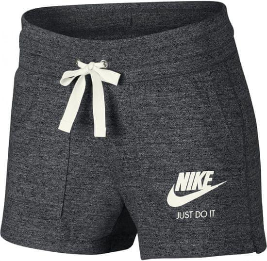 Nike W Nsw Gym Vntg Short/Anthracite/Sail XL