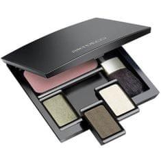 Art Deco Mágneses doboz tükörrel (Beauty Box Quadrat)
