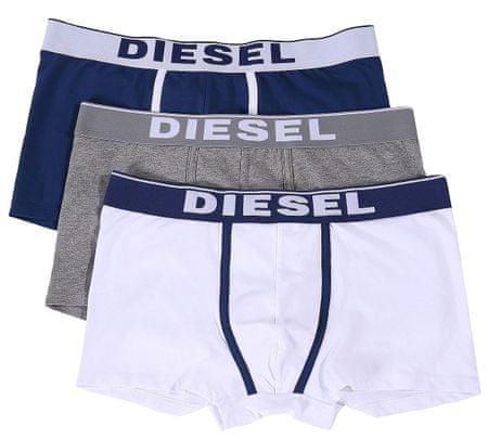 Diesel férfi boxeralsó 3 darabos kiszerelésben Damien S többszínű