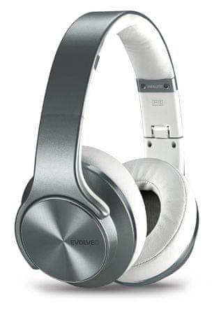 Evolveo SupremeSound E9 srebrny