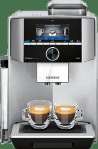 Kávovar Siemens TI9553X1RW mléčné nápoje