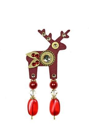 Deers Perpetua apró piros szarvas