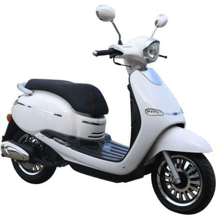 CLS MOTORCYCLE Skútr CLS CRUISE 125i bílý