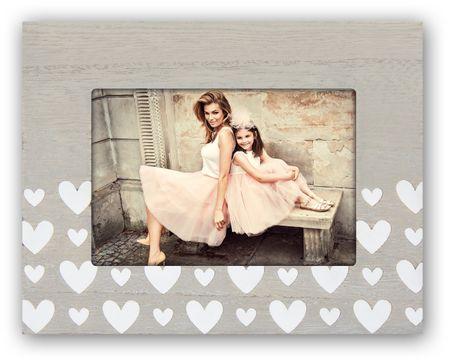 ZEP foto okvir Tessa, 10x15, vodoravni, GZ467H