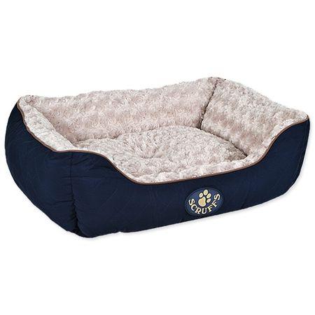 Scruffs Wilton Box Bed kék méret L