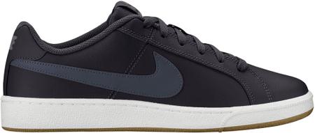 Nike Men'S Court Royale Shoe/Oil Grey/Thunder Blue-Gum Light Brown 45,5