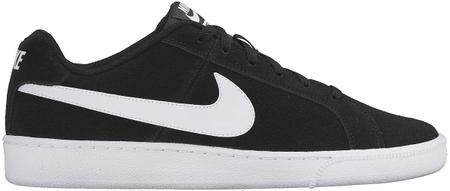 Nike Men'S Court Royale Suede Shoe/Black/White 42,5