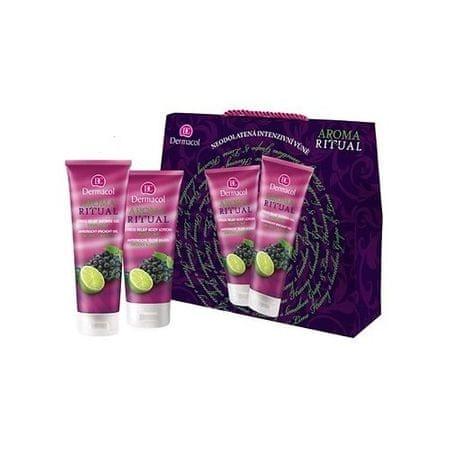 Dermacol Aroma Ritual Szőllő és lime III. ajándékcsomag