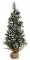 Kaemingk Zasněžený vánoční stromeček 60 cm