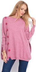 FILLE DU COUTURIER sweter damski Bethanie