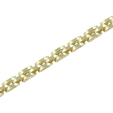802ed737c Exkluzívna zlatá retiazka 42 cm 271 115 00308 - 11,30 g žlté zlato 585 ...