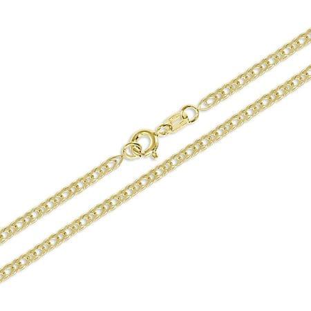 4869e3fb9 Brilio Dámsky náramok zo žltého zlata 19 cm 261 115 00116 - 1,60 g ...