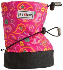 Stonz dječje nepromočive cipele / snježne čizme Paisley, roze
