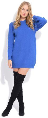 FILLE DU COUTURIER ženska obleka Anette, 38, modra
