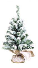 Kaemingk Malý zasněžený vánoční stromeček