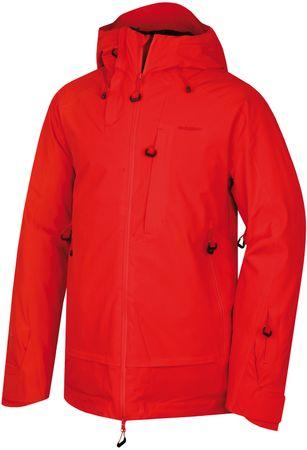 Husky muška jakna Gombi M, crvena, L
