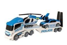 Alltoys Teamsterz přeprava policejní helikoptéry