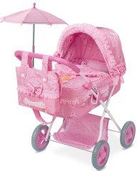 DeCuevas Składany wózek dziecięcy Maria 2018-M 3 w 1