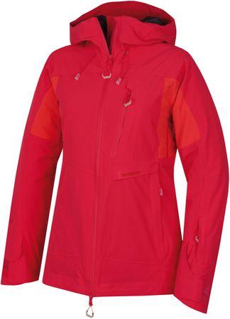 Husky ženska jakna Gotha L Sv. roza, XS